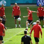 Euro 2020: Reprezentacja Polski przygotowuje się do meczu ze Słowacją
