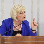 Senat odrzucił kandydaturę Lidii Staroń na Rzecznika Praw Obywatelskich