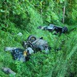 Tragiczny wypadek pod Miłakowem. Nie żyje jedna osoba