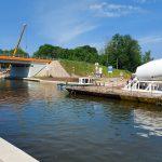 Koniec remontu Kanału Grunwaldzkiego coraz bliżej. Modernizowane są także inne kanały na Mazurach