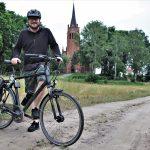 Rowerem po Warmii – Brąswałd