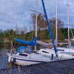 Władze Tolkmicka chcą rozbudować przystań jachtową w Suchaczu