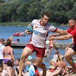 Kibiców rugby czeka moc atrakcji. Już w weekend Ukiel Rugby Beach Cup 2021
