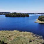 Rowerem po Warmii – Jezioro Wulpińskie