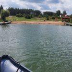 Lasy, Jeziora, Rzeki – jezioro Kalwa koło Pasymia