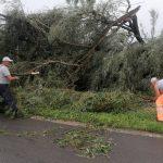 Po burzach ponad 2,7 tysiąca odbiorców nie miało prądu. Ewakuowano obóz harcerski