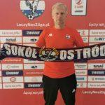 Jarosław Kotas trenerem Sokoła Ostróda
