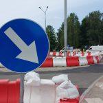 Budowa linii tramwajowej w Olsztynie. Kierowców i pieszych czekają kolejne zmiany