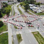 Rusza budowa drugiej linii tramwajowej. Zobacz zmiany w organizacji ruchu [WIDEO]