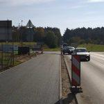 Rusza budowa ronda na DK51 koło Dywit