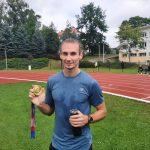 Olimpijczycy trenują już w kraju. Karol Zalewski przygotowuje się do memoriału Zbigniewa Ludwichowskiego