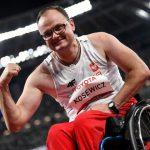 Piotr Kosewicz ze złotym medalem olimpijskim. Rafał Rocki na piątym miejscu