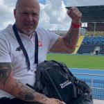Elbląski paraolimpijczyk aklimatyzuje się w Japonii