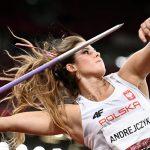 Maria Andrejczyk srebrną medalistką w rzucie oszczepem