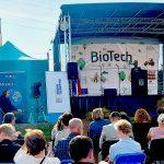Spotkanie producentów żywności w Olsztynku. Ekologiczne rolnictwo to światowa konieczność