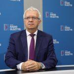 Kurator Krzysztof Marek Nowacki: w regionie zaszczepiło się 80% nauczycieli