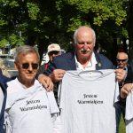 W Olsztynie odsłonięto Aleję Sław Sportu. Uhonorowano czterech medalistów olimpijskich