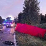 """Po wypadku mówił o """"trumnach na kołach"""". Prokuratura okręgowa przejęła sprawę łódzkiego mecenasa"""