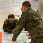 Przygotowują się do tegorocznych wyzwań. Żołnierze z trzech krajów ćwiczyli w Elblągu