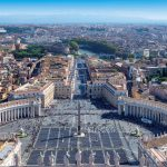 Biskupi z Warmii i Mazur z wizytą w Watykanie