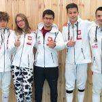 Zawodnicy UKS Hajduczka Olsztyn rywalizowali w Pucharze Europy
