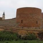 Archeolodzy na zamku w Lubawie