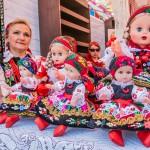 W Węgorzewie po raz  40. na Międzynarodowym Jarmarku Folkloru spotkali się artyści i miłośnicy sztuki ludowej