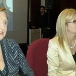 Była minister spraw zagranicznych wsparła Iwonę Arent
