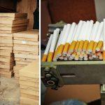Mimo wielu wpadek prowadzili nielegalny biznes tytoniowy