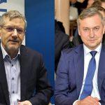 Posłowie Janusz Cichoń i Jerzy Małecki spierali się w Porannych Pytaniach o zmianę systemu podatkowego, który wchodzi w życie od 1 marca