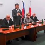 Samorządowcy wylali swoje żale ministrowi gospodarki