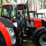 Wystawa maszyn rolniczych w Ostródzie