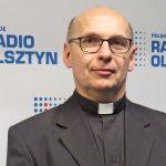 """""""Jezu ufam Tobie"""" to zawołanie nowego biskupa pomocniczego Janusza Ostrowskiego. O swojej pracy duszpasterskiej mówił w Porannych Pytaniach"""