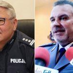 Kto zastąpi dwóch komendantów policji, którzy odeszli ze służby?