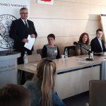 Uczniowie pamiętają o Zbrodni Katyńskiej