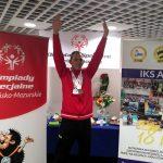 Elbląg powitał brązowego medalistę Zimowych Igrzysk Olimpiad Specjalnych