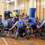 AKS OSW Olsztyn na pierwszym miejscu w tabeli drugiej ligi koszykówki na wózkach