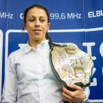 Joanna Jędrzejczyk obroniła tytuł!