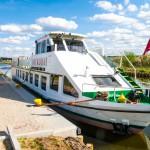 Wznowienie żeglugi po Kanale Elbląskim