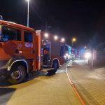 Tragiczny pożar w Elblągu. Nie żyje dwóch mężczyzn