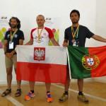 Dwa złote medale wykładowcy WSPol