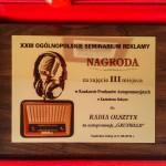 Radio Olsztyn nagrodzone za spot promocyjny o Grunwaldzie!