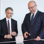 Nowa siedziba sądów rejonowego i okręgowego w Elblągu.To jeden z najnowocześniejszych obiektów w Polsce