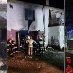 Wybuch w domu jednorodzinnym w Iławie. Nie żyje dwóch mężczyzn