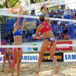Sprawdź, jak polskie pary zagrały dziś na plaży w Olsztynie. Trwa turniej World Tour