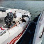 Wypadek na styku jezior Śniardwy i Mikołajskiego. Jedna osoba w ciężkim stanie trafiła do szpitala