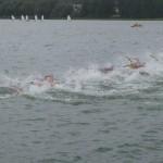 Gospodarze zdominowali MP w pływaniu na wodach otwartych Olsztyn 2017