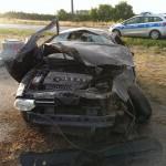 Seria niebezpiecznych wypadków na drogach Warmii i Mazur