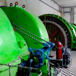Historia elektrowni wodnej w Pierzchałach