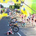 Początek Tour de Pologne w cieniu fatalnego wypadku na finiszu!